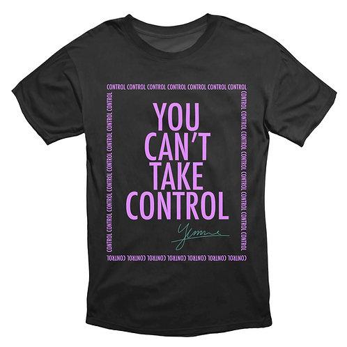 Yenne - T-shirts - CONTROL