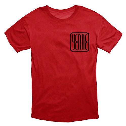 Yenne - T-shirts - Rouge (Unisex)
