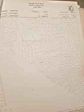 ارض 438 م في ضاحية الرشيد للبيع على شارعين منطقة فلل من المالك