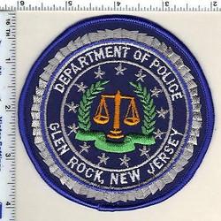 Glen Rock NJ patches