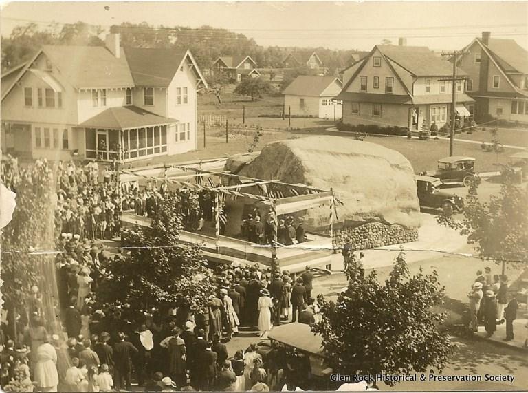1921 Dedication