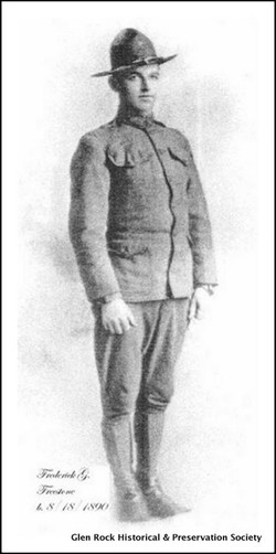 Frederick Freestone