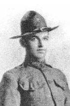WWI Veteran Frederick Freestone