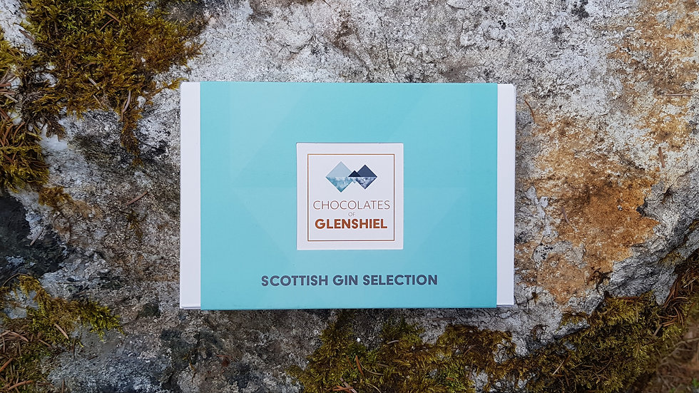 Wholesale - The SCOTTISH GIN Selection
