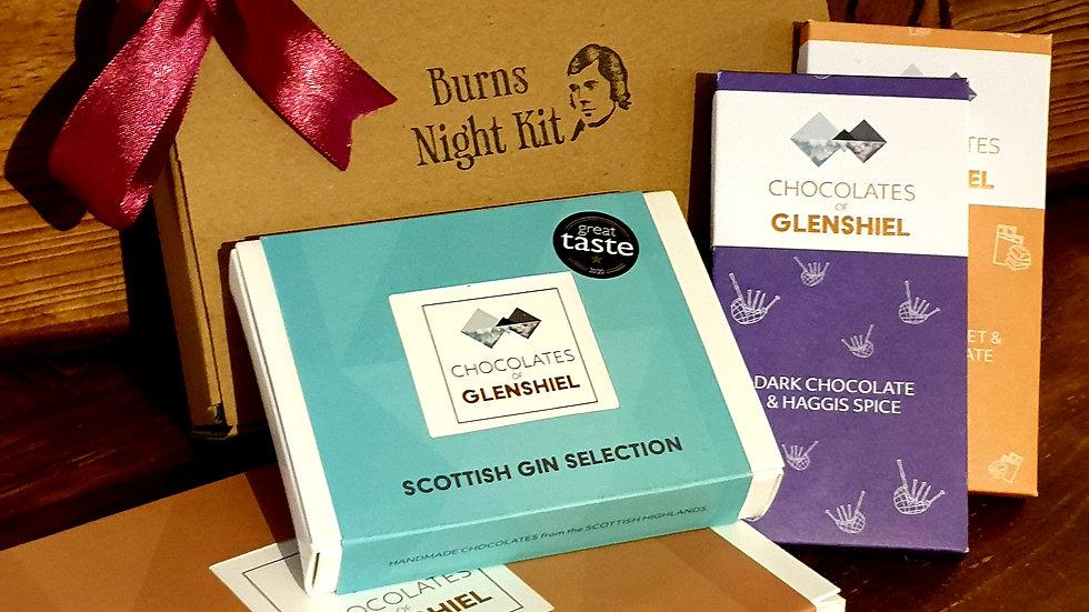 Burns Night Kit