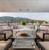 Bina Western Mediteranean Yacht Charter.