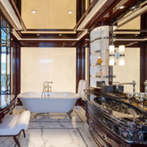 Luxury private yacht for charter