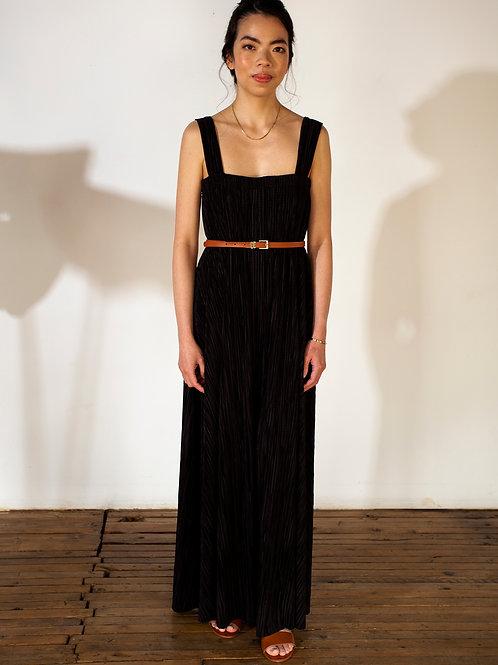 IMPERATRIZ robe (Noire)