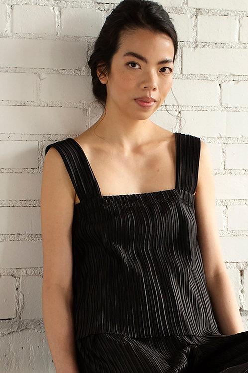 EMBU camisole (Noire)