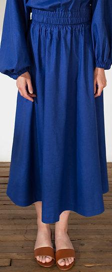 BELÉM jupe (Bleu) - VENTE FINALE / FINAL SALE