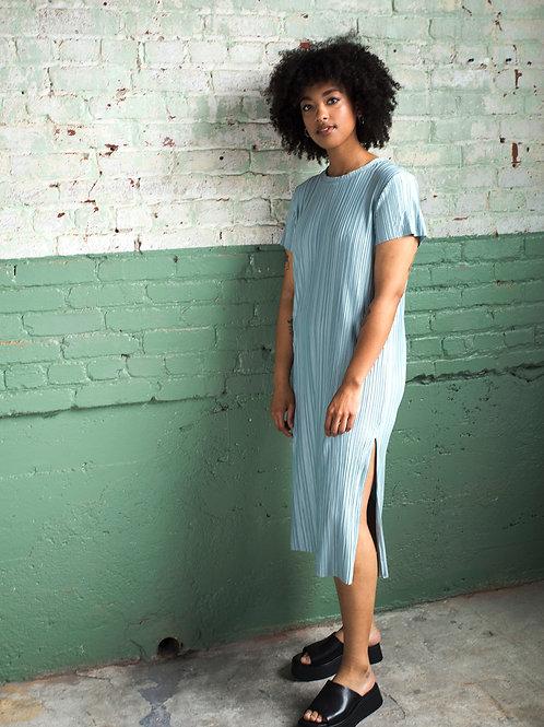 OLINDA robe (Aqua)