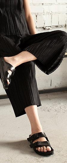 RECIFE pantalon (Noir)