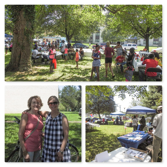 2017 Unity Day Picnic at Harbour House/Eastport Terrace