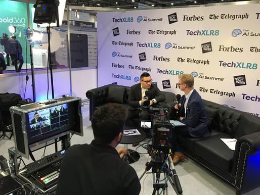 London Tech Week – Tech TV interview with John Zai, CEO of CENTI on China-Europe tech ties