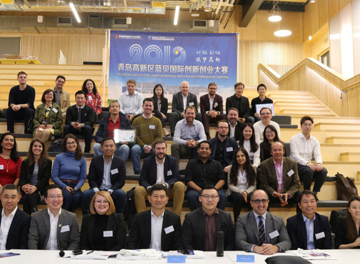 2019 Qingdao High-tech Zone Lanebest International Innovation in London & Berlin