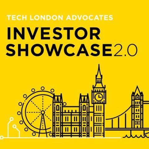 Tech London Advocates: Investor Showcase 2.0