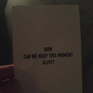 "Athens-Chicago: Angeliki Tsoli's ""How Can We Keep This Moment Alive?"""