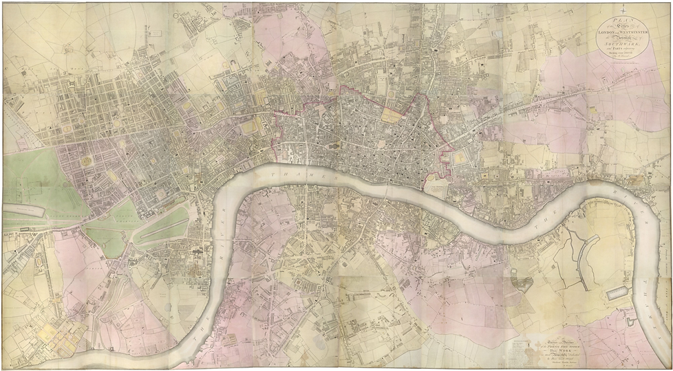 Horwood London Map.png