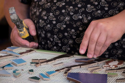 Cutting Tile