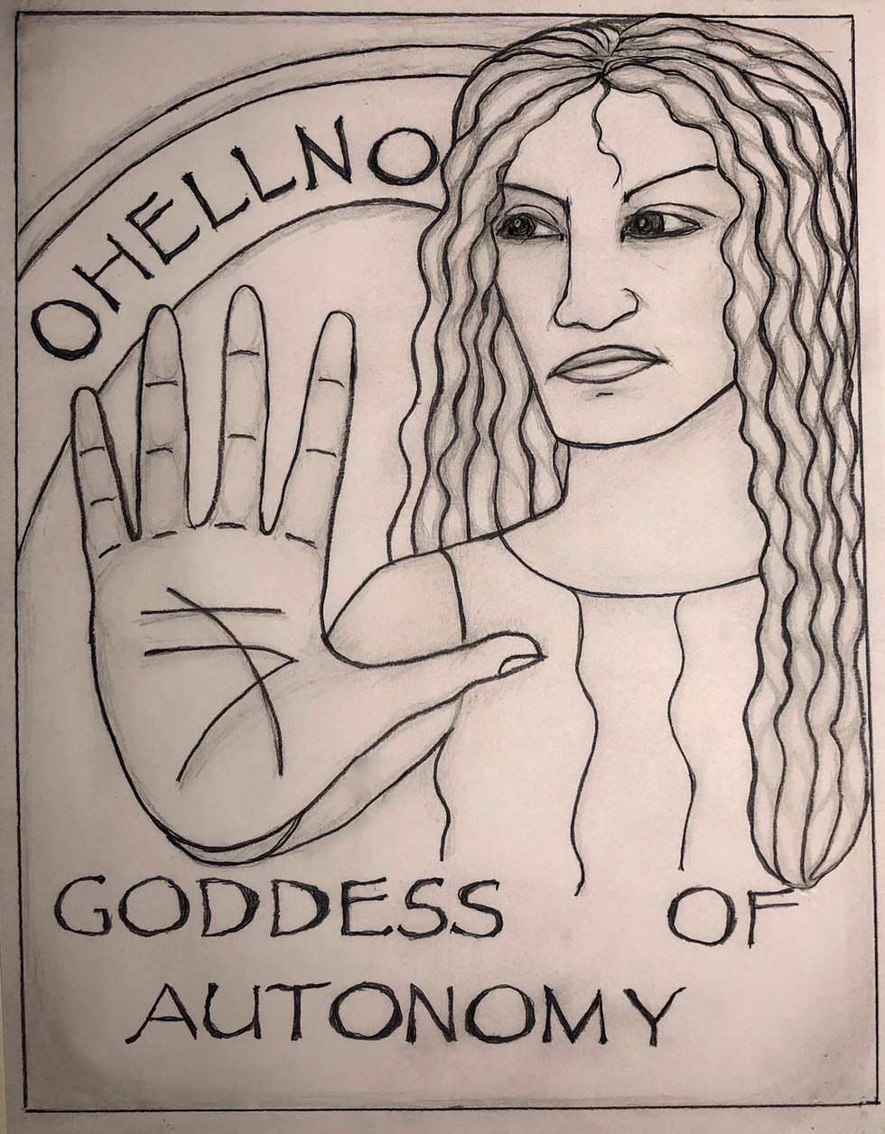 Goddess of Autonomy