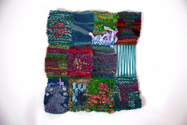 Selection of Daily Quarantine Weavings