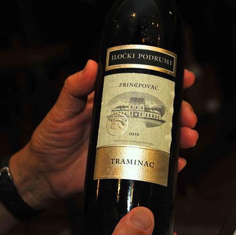 Traminac kralj vina