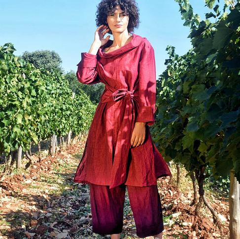 In Vino Veritas – jesenska mini kolekcija modnog brenda Etna Maar