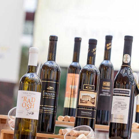 Traminac- vino kraljeva