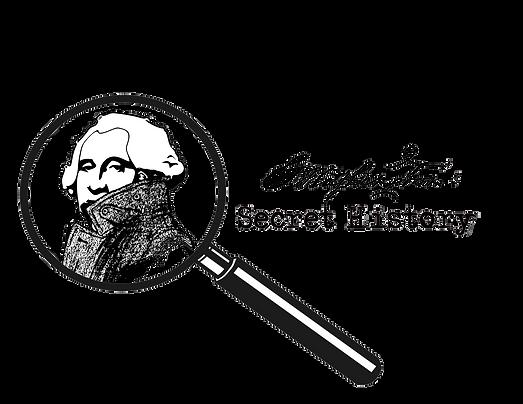 Washington' Secret Histoy Logo