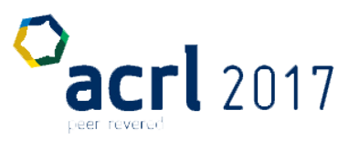 ACRL 2017 Conference Logo