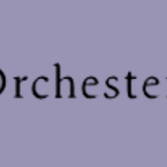 CANCELED Orchesterverein Wiedikon Spring Concert