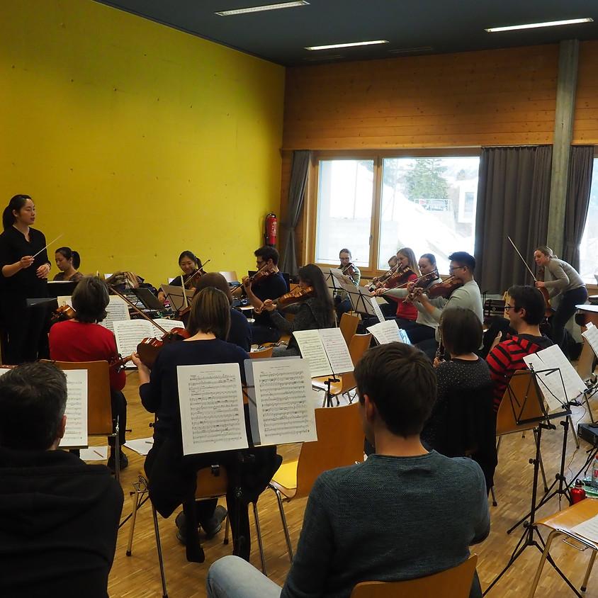 HSG Alumni Projektorchester St. Galler Kulturtage