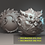 Thumbnail: King Ball for 3D printing