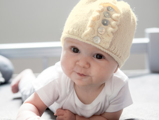 One-Skein Wonders for Babies Blog Tour: Claire - A Baby Hat