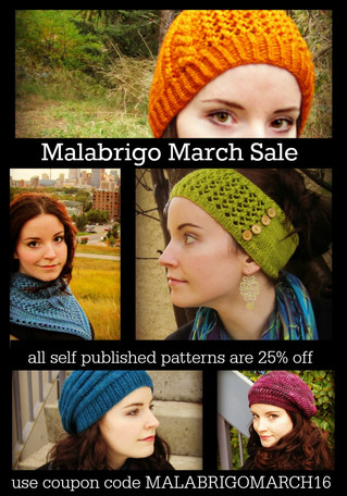 Malabrigo March