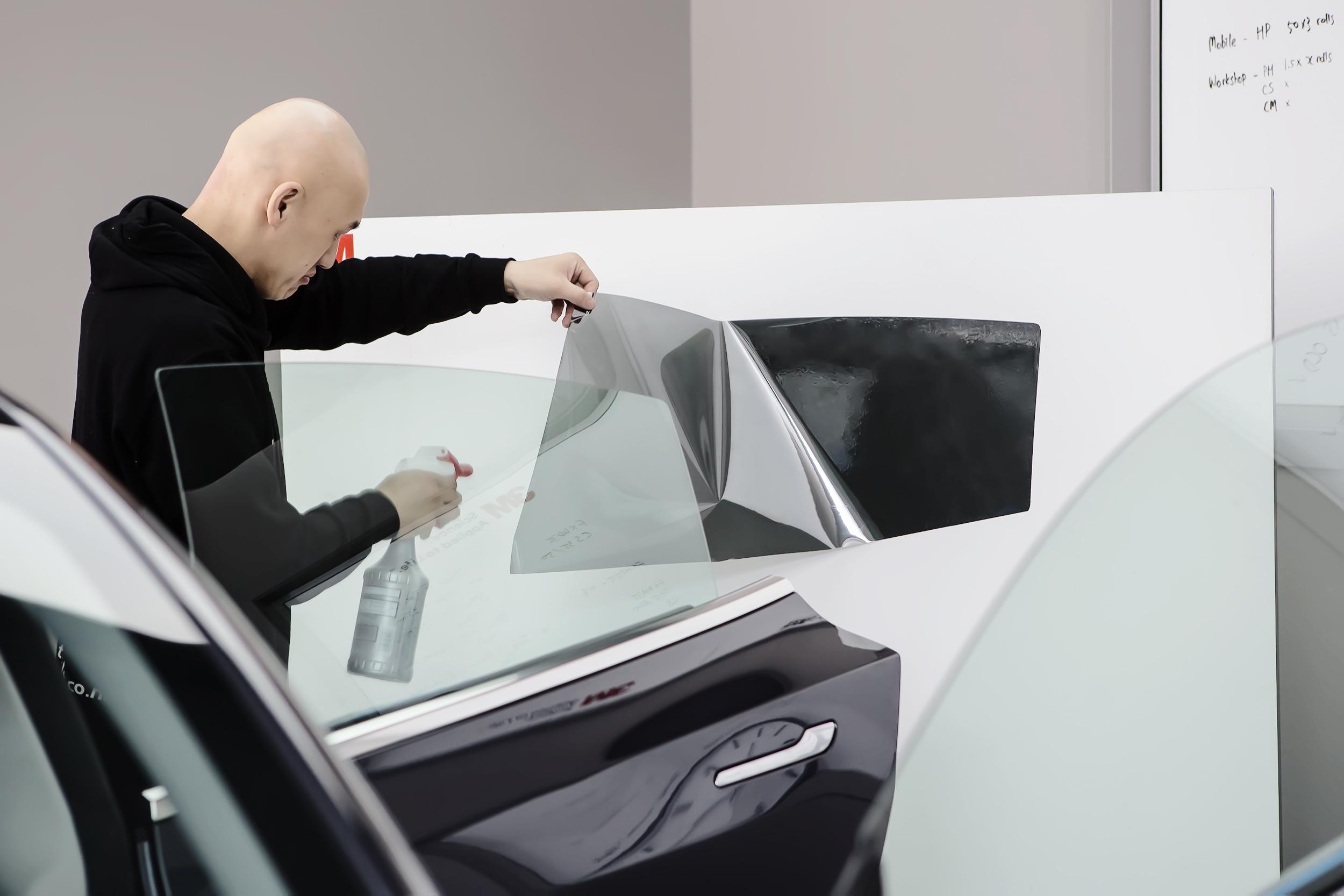 Vehicle: Tesla Model 3