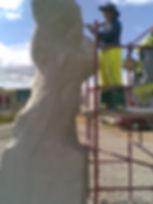Beginning Ernine Wise Sculpture.jpg