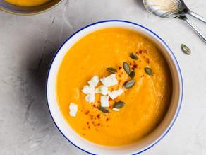 Гострий суп з пастернаку