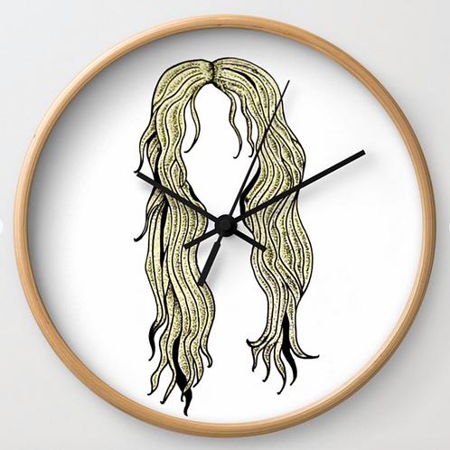 Olive Clock