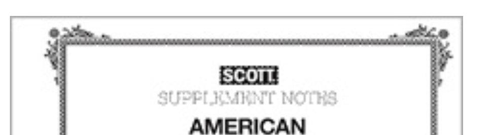SAM-10 2010 Scott American Album Supplement #71