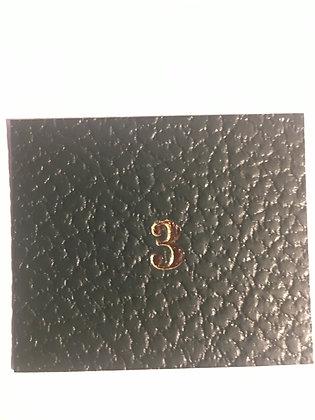 """LB-078 Specialty Label: """"3"""""""
