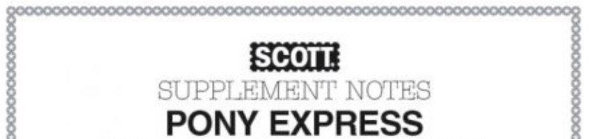 PE-16   2016 Pony Express Supplement #28