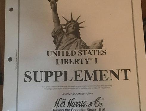 LA-15:  2015 U.S. Liberty Supplement