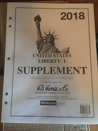 LA-18:  2018 U.S. LIBERTY SUPPLEMENT