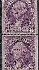 U.S. #722 line pair
