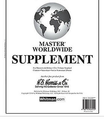 WW-13:	2013 Harris World Supplement