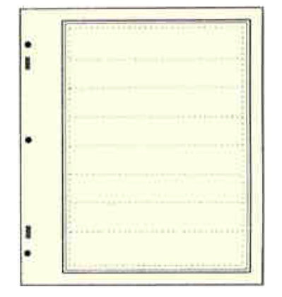 SN-AD118 Advantage stock sheet 8 strips per page-Scott Nat'l Album
