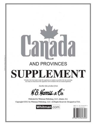 CA-19:   2019 Harris Canada Album Supplement