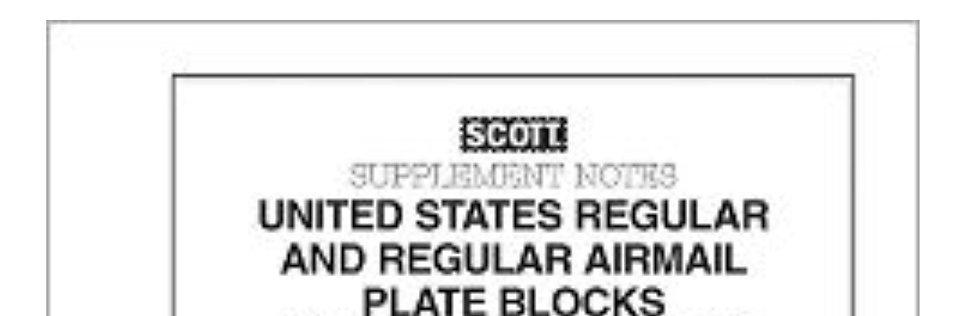 RP-13   2013 Regular Issues Plate Block Supp.  #32