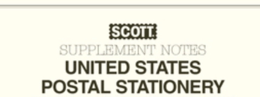 PS-15 2015 Scott U.S. Nat'l Postal Stationery Supplement #62